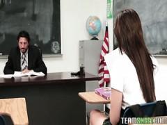 Collège étudiant porno